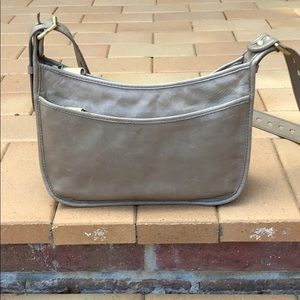 Hobo brand biege crossbody bag